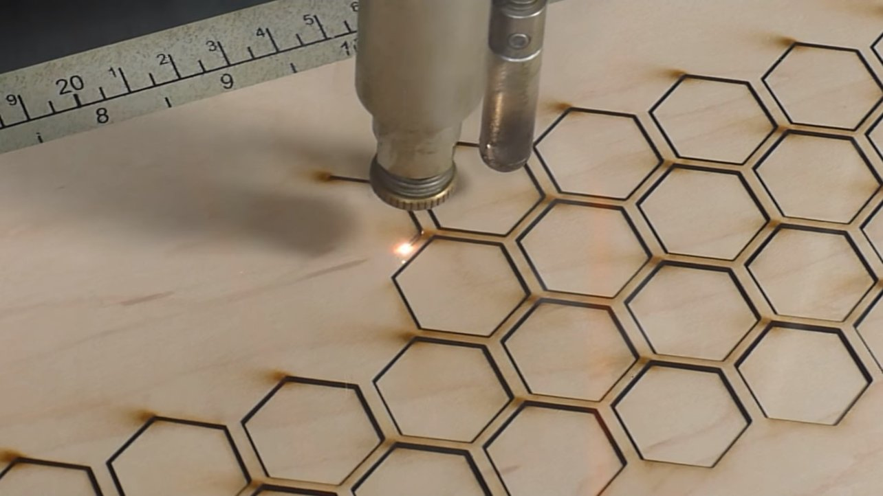 Laser Cutting Wood – How to Laser Cut Wood | All3DP