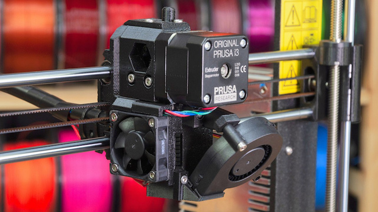 Josef Prusa Releases Huge Summer Update for MK3 and MK2S