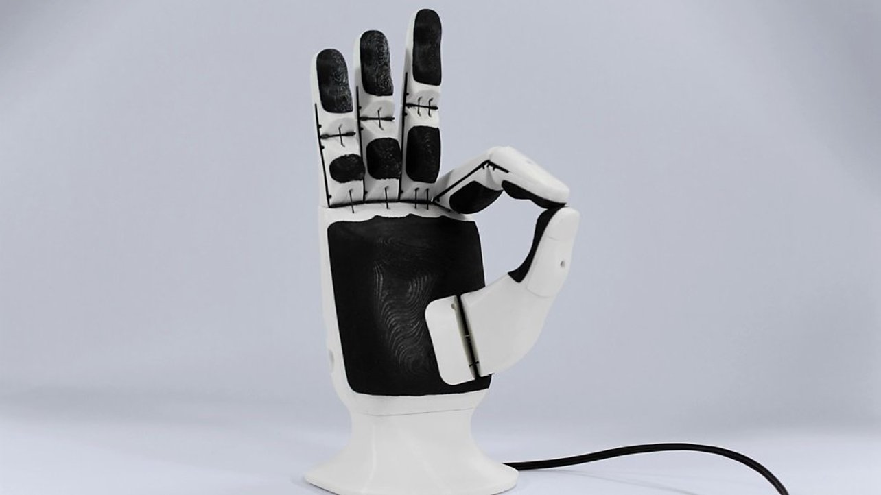 Project] Robotic Hand   All3DP