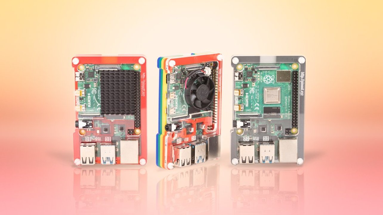 Top 10 Raspberry Pi 4 Cases to 3D Print | All3DP