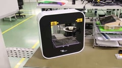 Featured image of BeeTheFirst 3D Printer has Proven Use Case on Factory Floors