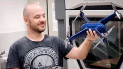 Featured image of 3D Printed Quadcopter Can Withstand Extreme Temperatures