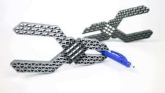 Featured image of 3D Printed Flexible Pliers Made With Dual Extrusion