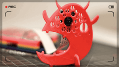 Featured image of The Best Free Raspberry Pi Camera Cases to 3D Print