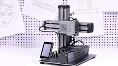 Featured image of Snapmaker Kickstarter Project Teases 3D Printer, Laser Etcher and CNC Milling All-In-One