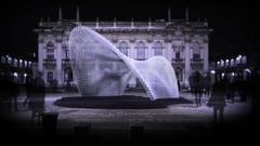 Featured image of ACTLAB to Display Innovative Structure Printed With Wasp Delta 3D Printers