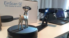 Featured image of SHINING3D Takes on the Global Market With New Scanners