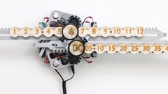 Featured image of This Perpetual Clock is Made with Arduino & 3D Printing