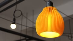 Featured image of 25 Stylish 3D Printed Lamp Shades to DIY