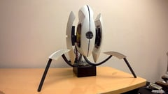 Featured image of This is a 3D Printed Aperture Science Sentry Turret from Portal