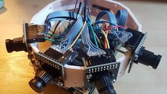 Featured image of Hackaday User Builds Budget Stereoscopic 3D VR Camera