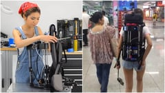 Featured image of SexyCyborg Creates and Tests Wearable 3D Printer