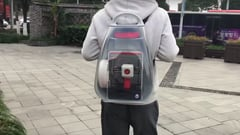 Featured image of Carry On Printing: MakeX Teases 3D Printing Backpack