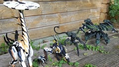"""Featured image of 3D Print the Monstrous Machines From """"Horizon Zero Dawn"""""""