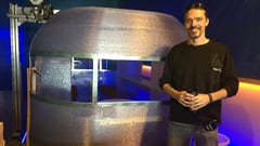 Featured image of [Update: They Did It!] World's Largest 3D Printed Camper Trailer Will be Live-streamed