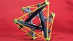 Featured image of 4D Printed Structures Could Improve Space Missions and Biomedical Devices