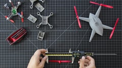 Featured image of MakerBot Design Series Improves a Micro Drone using 3D Printing
