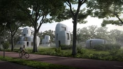 Featured image of An Entire Community of 3D Printed Homes is Coming to Eindhoven Next Year