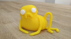 Featured image of Cartoon Network Makes Your Favorite Adventure Time Characters 3D Printable on MyMiniFactory