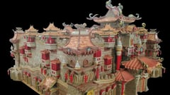 Featured image of Kings3D Uses Over 100 SLA 3D Printers to Create 35 Majestic Castles