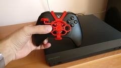 Featured image of [Project] 3D Print a Mini Steering Wheel for Your Xbox One or PS4 Controller