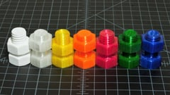 Featured image of 3D Printing with PETG: Print Settings & Tips