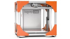 Featured image of BigRep One v3 3D Printer: Review the Specs