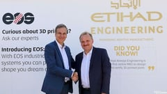 Featured image of Ethiad Airways Partners with EOS and BigRep to Improve Maintenance, Repair and Overhaul