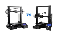 Featured image of Ender 3 vs Ender 3 Pro vs Ender-3X: Know the Differences