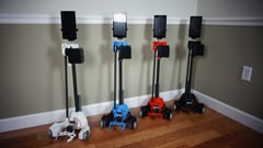 Featured image of ORIGIBOT2 3D Printed Telepresence Robot Available on Indiegogo