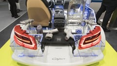 Featured image of 3D Printing Automotive Applications – The Latest Projects