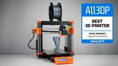 Featured image of Original Prusa i3 MK3 im Test: Der beste 3D-Drucker 2018