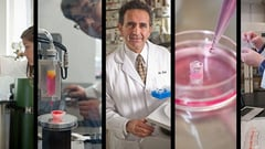 Featured image of Bioprinting System Treats Wounds by Printing Skin Directly Onto Them