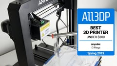 Featured image of 2019 Anycubic i3 Mega Review: Great 3D Printer Under $300