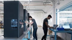 Featured image of Markforged Closes $82 Million Series D Funding Round and Plans for Global Expansion