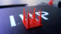 Featured image of 3D Print Stringing: 5 Easy Ways to Prevent It
