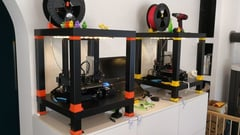 Featured image of Creality Ender 3 Enclosure – 5 Easy Ways to Build or Buy One