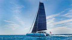 Featured image of Carbon-reinforced Parts 3D Printed for Luxury Catamaran