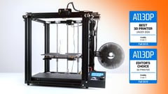 Featured image of 2019 Creality Ender 5 Review: Best 3D Printer Under $300
