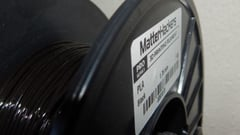 Featured image of MatterHackers Pro PLA Filament Review