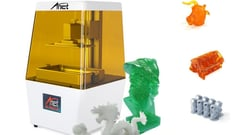 Featured image of Anet N4 LCD 3D Printer: Review the Specs