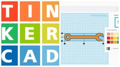 Featured image of 2019 Tinkercad Tutorial: 5 Easy Steps for Beginners