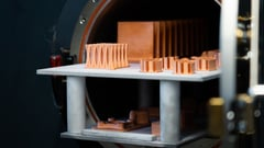 Featured image of Markforged Releases Solution for 3D Printing Pure Copper