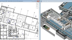 Featured image of Revit vs AutoCAD: The Differences – Simply Explained