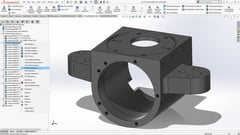 Featured image of SolidWorks vs Creo: CAD Software Compared