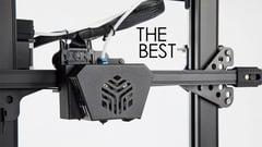 Featured image of Die besten 3D-Drucker für Einsteiger 2021