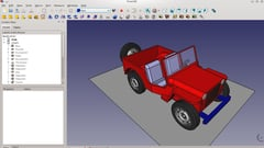 Featured image of FreeCAD & DWG: How to Import DWG Files?