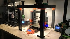 Featured image of Prusa MK3S(+) Enclosure: 8 Great Solutions