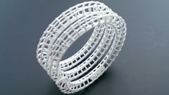 Featured image of 3D Printed Bracelet: 10 Great Models to 3D Print