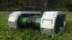 Featured image of 3D Printed RC Tank: 10 Amazing Prints & Projects